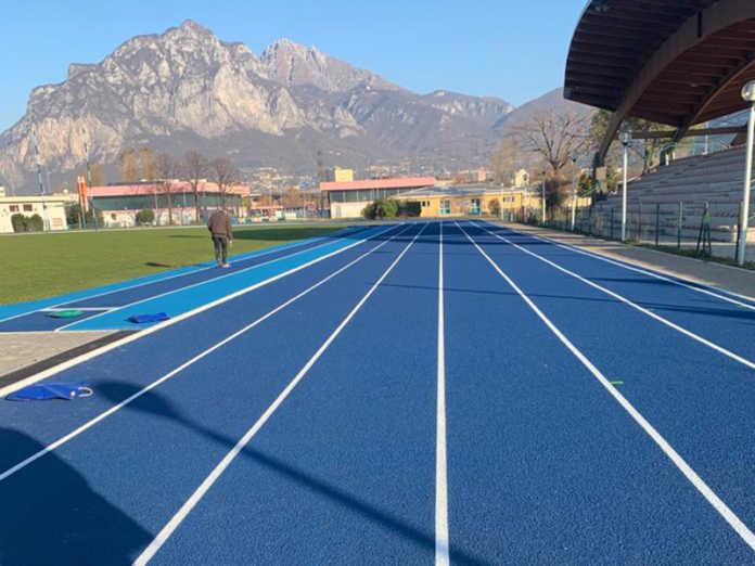 pista atletica bione centro sportivo lecco