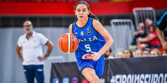 Matilde Villa Basket