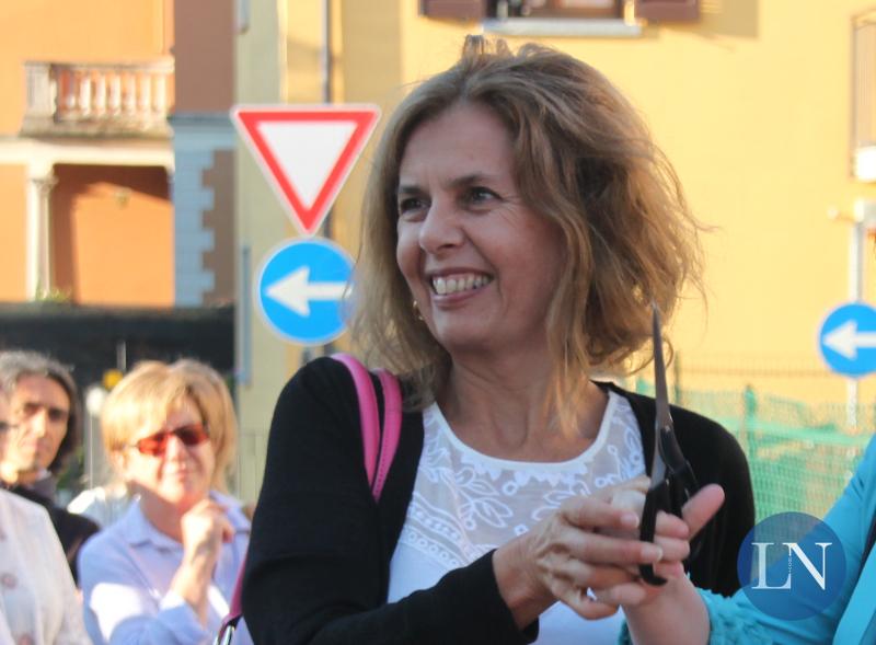 Sabrina Scola, preside Liceo Agnesi di Merate