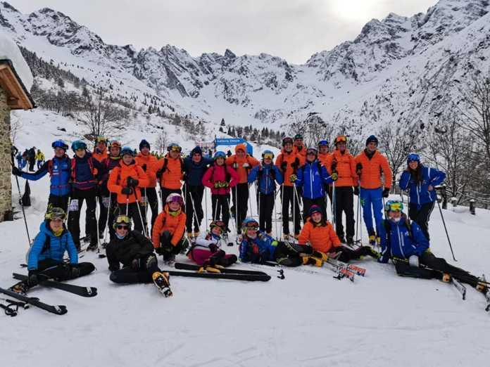 As Premana sci alpinismo