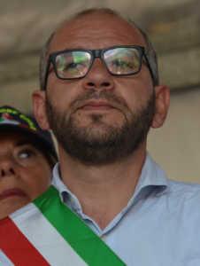Il sindaco Antonio Pasquini