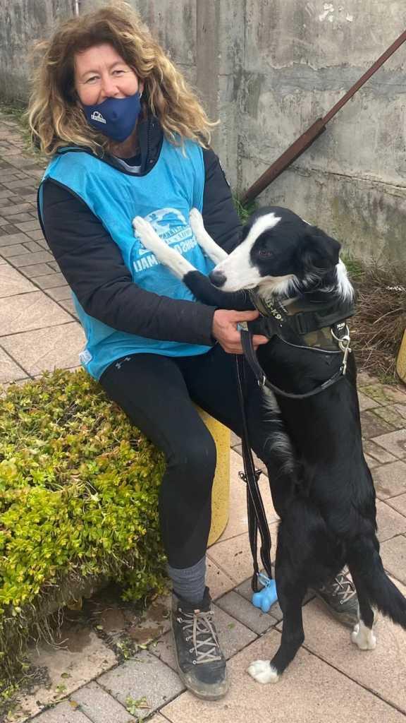 volontari Leida cani emergenza covid