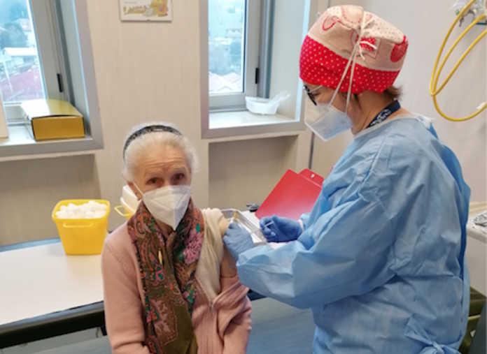 Vaccino anti Covid over 80