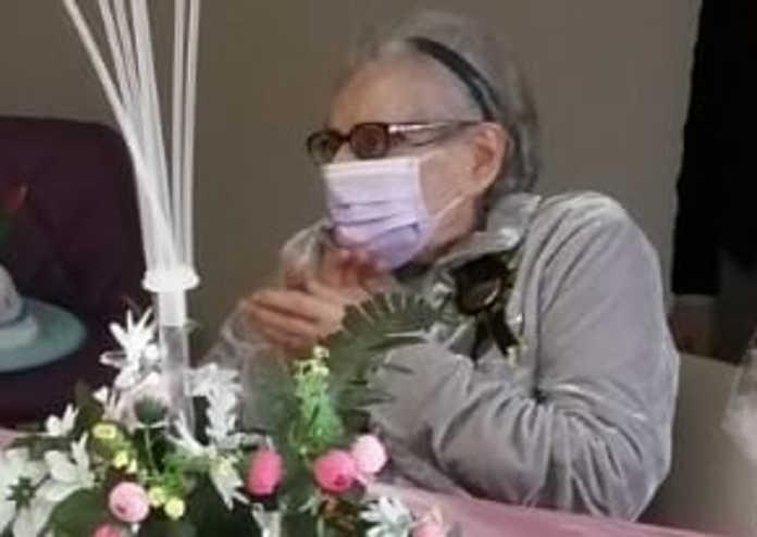 Varenna Seta Achijan 100 anni ex Proprietaria Hotel Royal Victoria