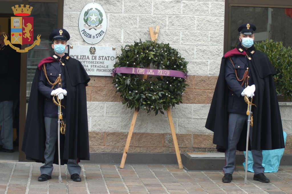 commemorazione agente pischedda - bellano febbraio 2021 (2)