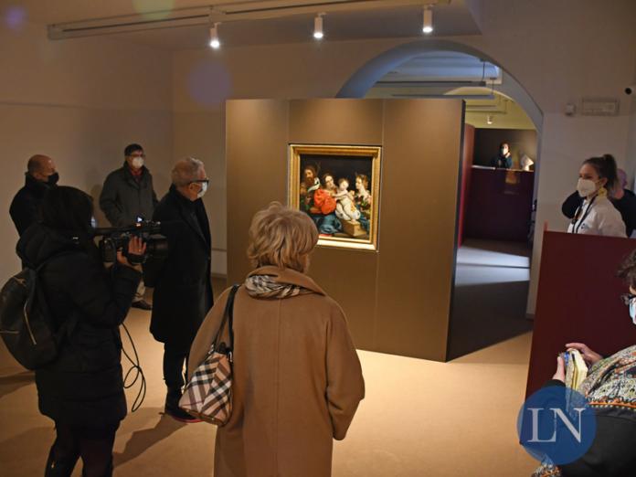 mostra Lorenzo Lotto - Palazzo Paure Lecco