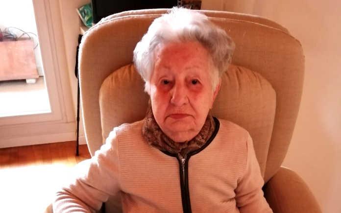 La signora Teresa Sartorio festeggia 99 anni