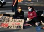 Studenti in piazza Lecco - DAD