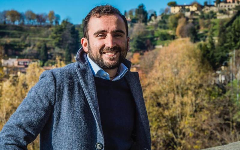Niccolò Carretta consigliere regionale di Azione