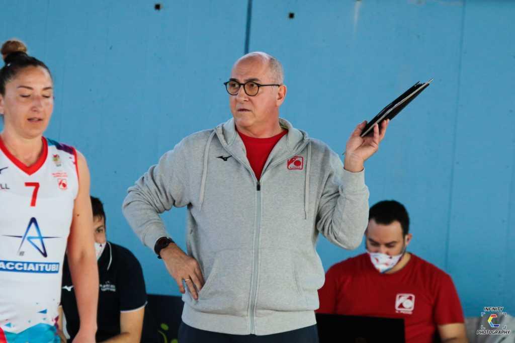 Coach Milano pallavolo Picco Lecco