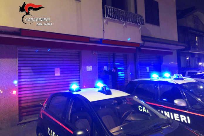 carabinieri pioltello