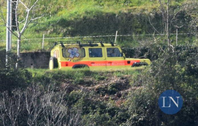 jeep fuoristrada soccorso alpino
