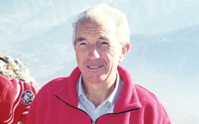 Corrado Zucchi, alpinista mandellese dei Ragni di Lecco