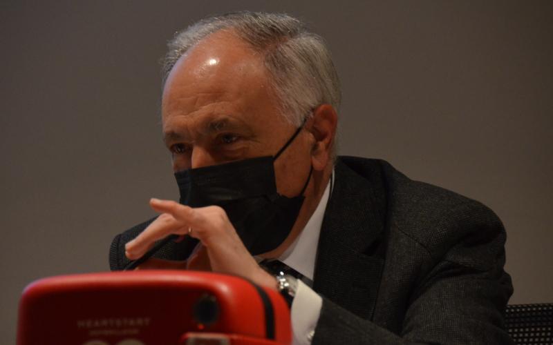 Il direttore generale di Linee Lecco Salvatore Cappello