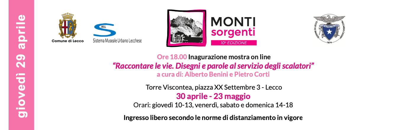 Monti Sorgenti mostra 29 aprile