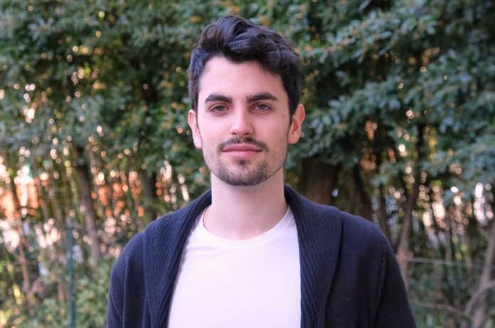 Riccardo Rivano, vincitore della borsa di studio in memoria di Matteo Pensotti