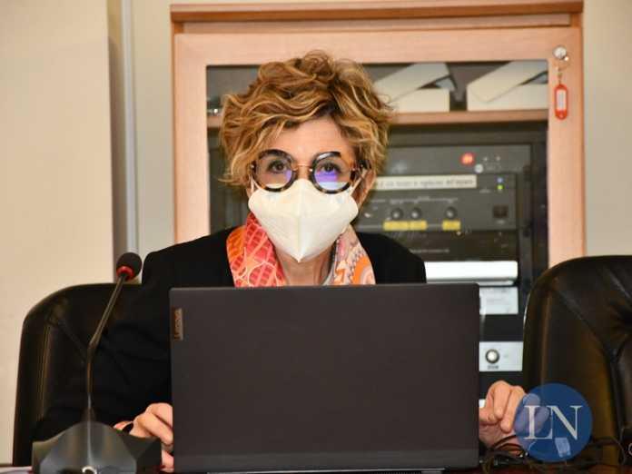 Cristina Pagano dirigente della Provincia di Lecco