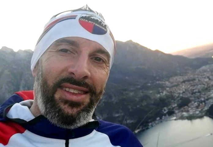 Andrea Rusconi, padre di due bimbi, morto