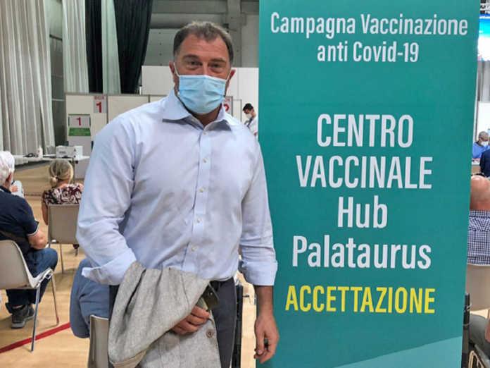 Antonio Rossi palataurus lecco