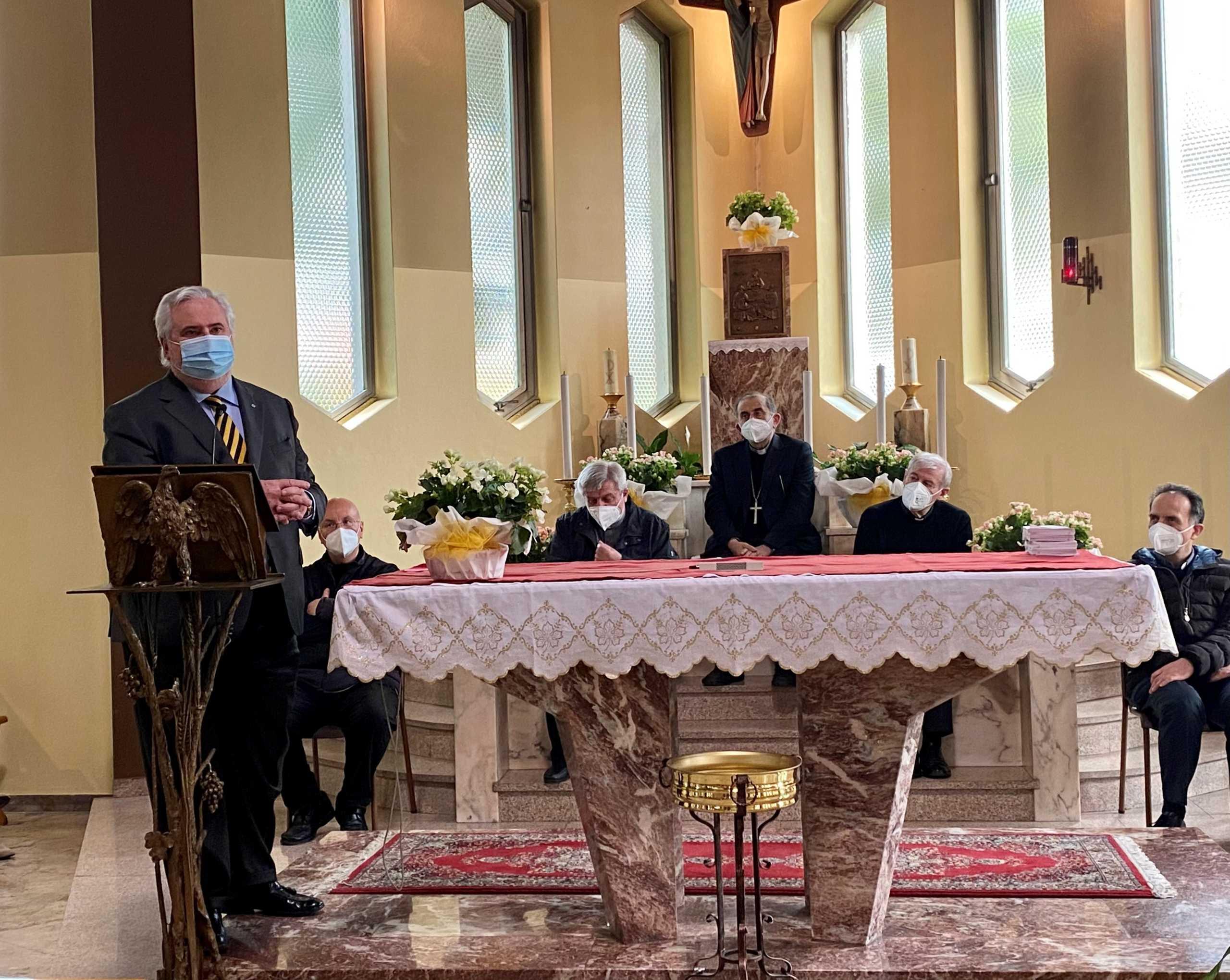 Arcivescovo Delpini - Mandic Merate
