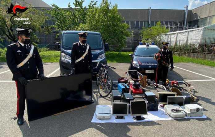 Carabinieri Arresto Calolziocorte