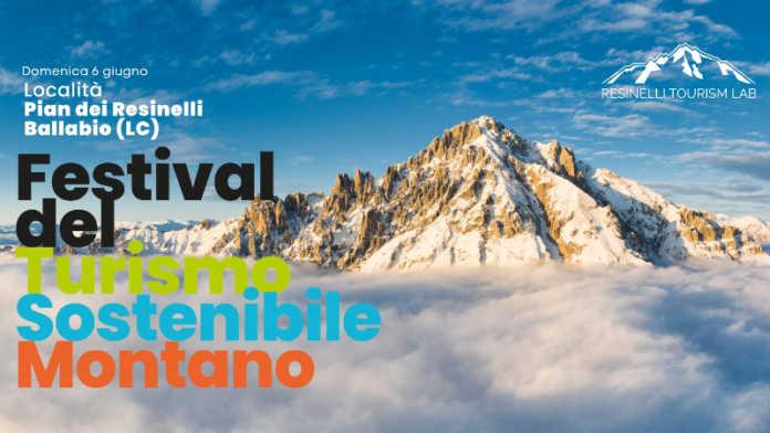 Festival sostenibilità in quota resinelli tourism lab