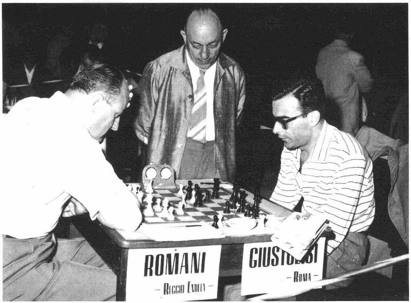 Romani scacchi Lecco