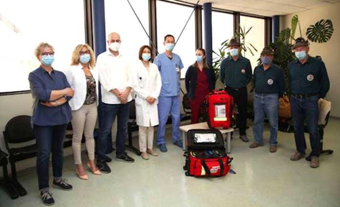 Donazione ospedale di Merate
