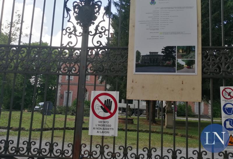 Parco di Villa Confalonieri