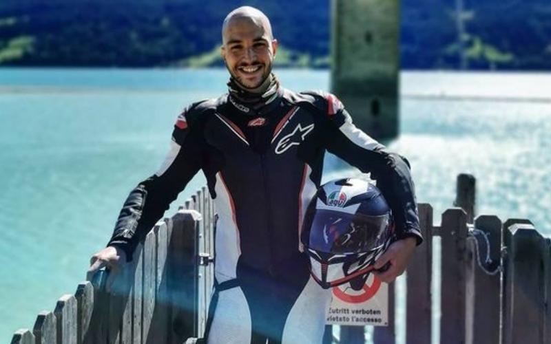 Mirco Fumagalli di Verderio morto in un incidente in moto
