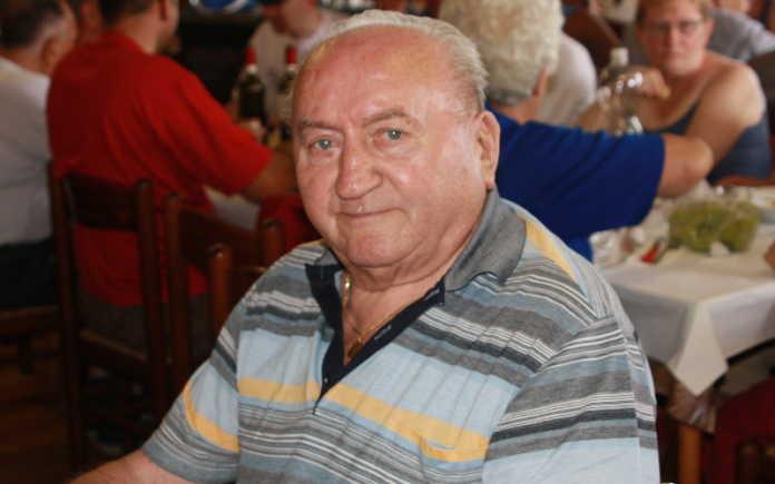 Pio Maggi, uno dei soci fondatori della Sev Valmadrera