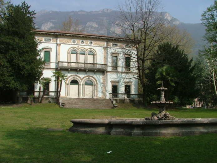 Maggianico - Villa Gomes - FAI