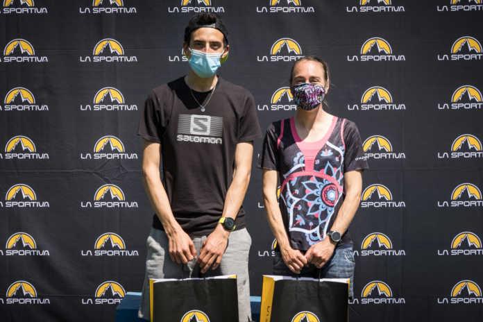 Alberto Vender e Alice Gaggi (foto Maurizio Torri)