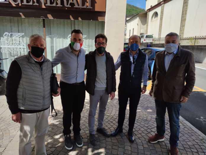 fratelli d'italia alan longhi elezioni olginate