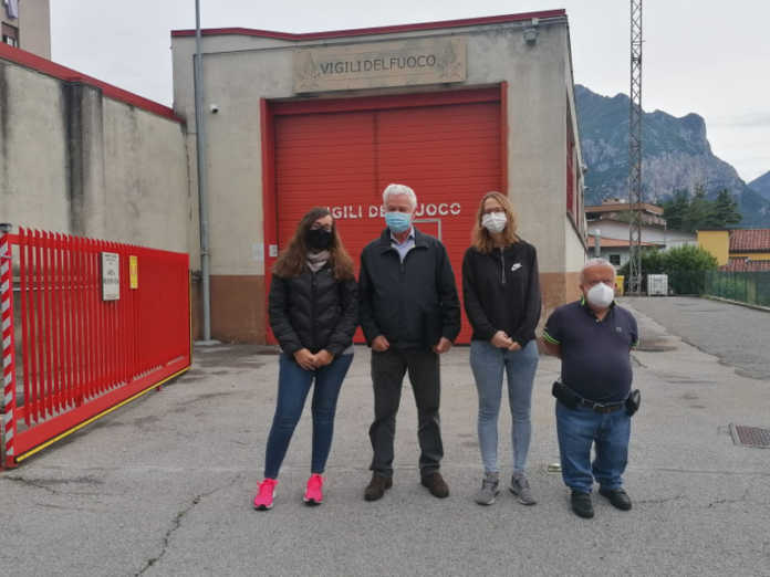amici dei pompieri di valmadrera