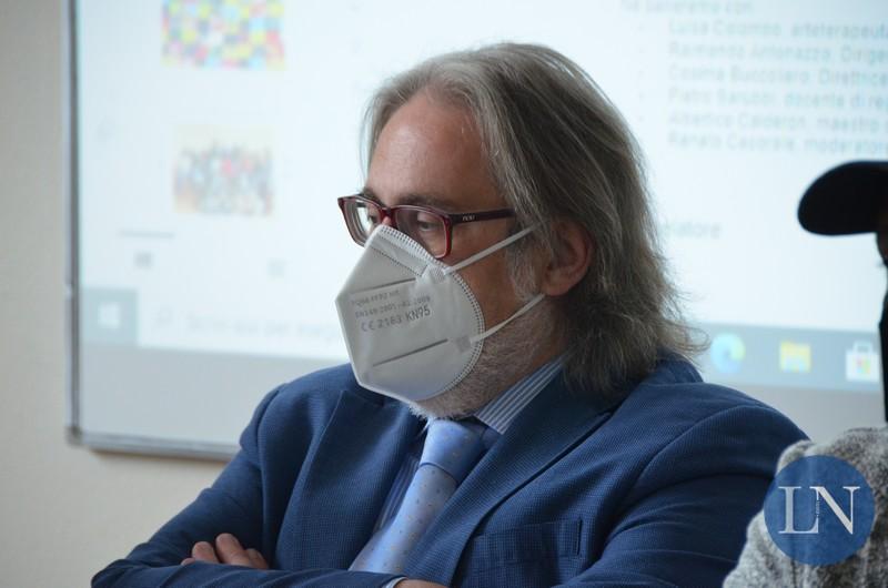 Il dirigente Raimondo Antonazzo