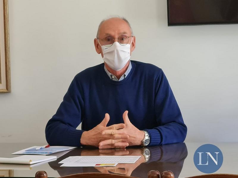 Bruno Manzini, vice presidente Avis Provinciale di Lecco