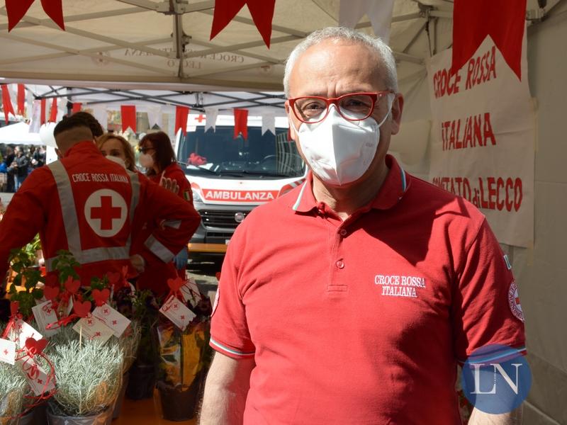 festa croce rossa 2021- lecco (6) presidente