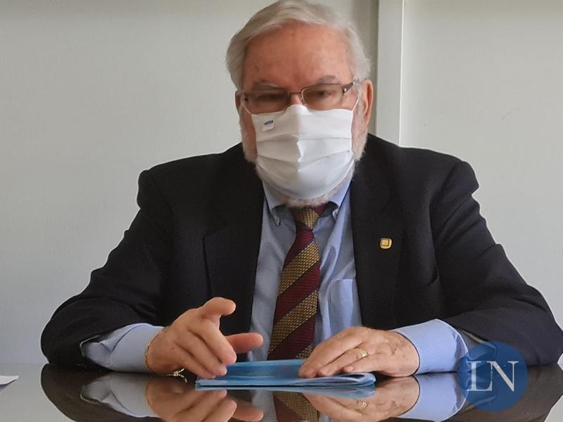Giorgio Grassi presidente Avis Provinciale di Lecco