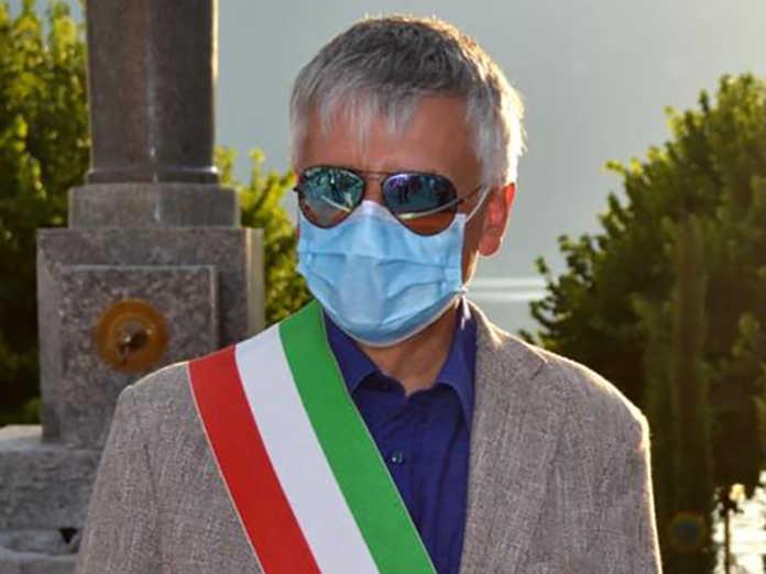 Silvano Stefanoni, sindaco di Lierna