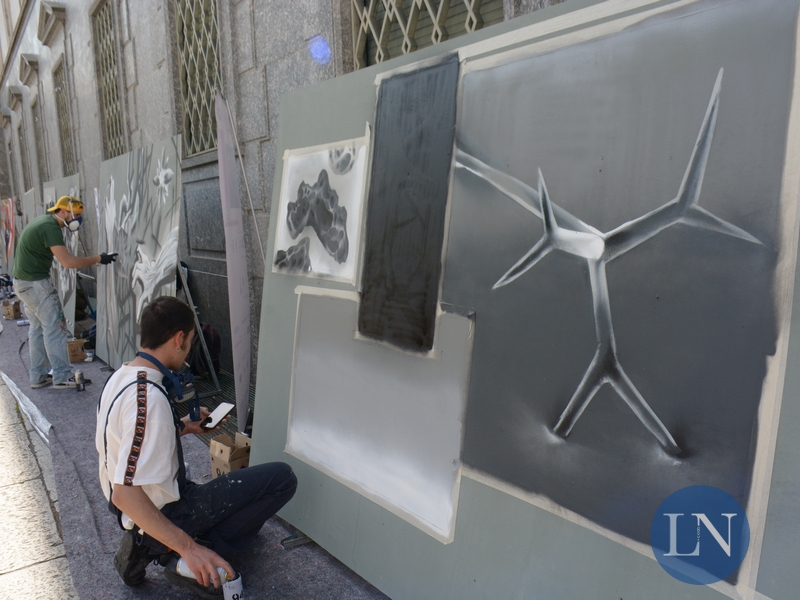street art - monti sorgenti 2021