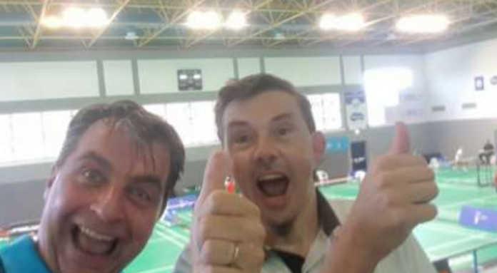 Badminton Lecco Sorensen Calegari