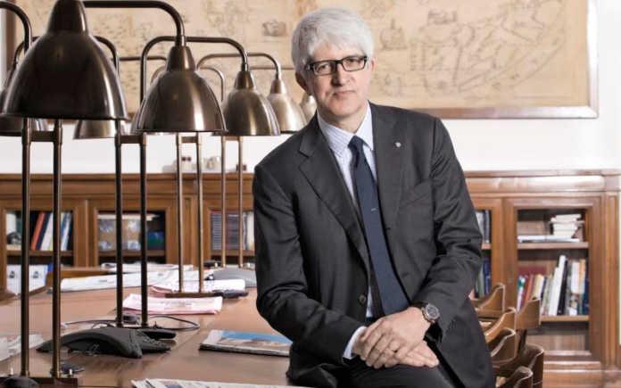 Beppe Severgnini (Foto Armando Rotoletti)
