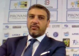 Domenico Fracchiolla Calcio Lecco