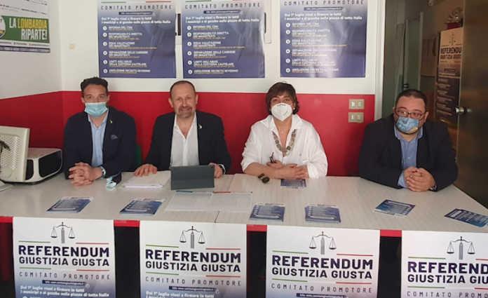Lecco Referendum Riforma giustizia