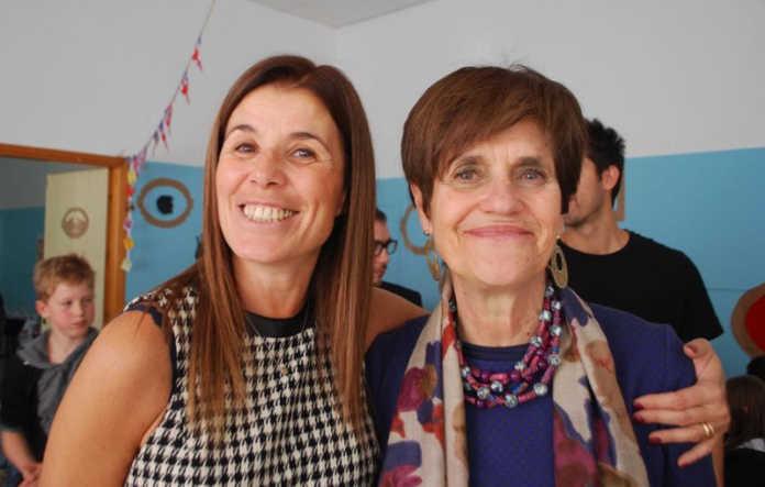 Marta Frizzi e Anna Maria Formigoni