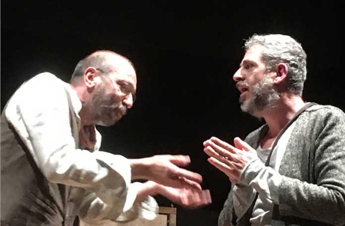Tre sull'altalena - Ronzinante Teatro