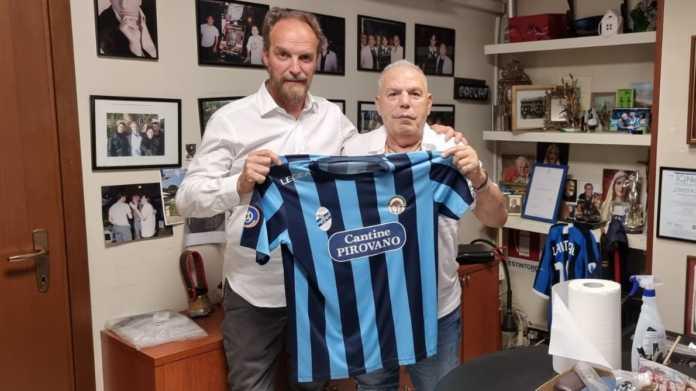 Mauro Zironelli (foto Calcio Lecco)