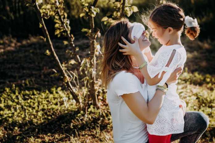 Rebecca Albarani e sua figlia Elisa
