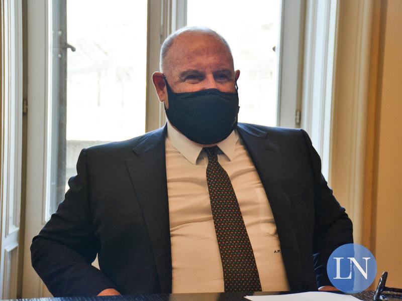 Antonio Peccati presidente di Confcommercio Lecco